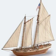 ARTESANÍA LATINA (LAT) Virginia American Schooner 1/41Model Ship Kit
