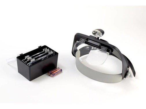ARTESANÍA LATINA (LAT) Hands Free Magnifier Glasses w/Lights