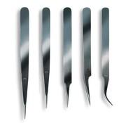 ARTESANÍA LATINA (LAT) Stainless Steel Extra Fine Tweezer SET