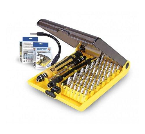 ARTESANÍA LATINA (LAT) 27220 Precision Tool Set 45-in-1