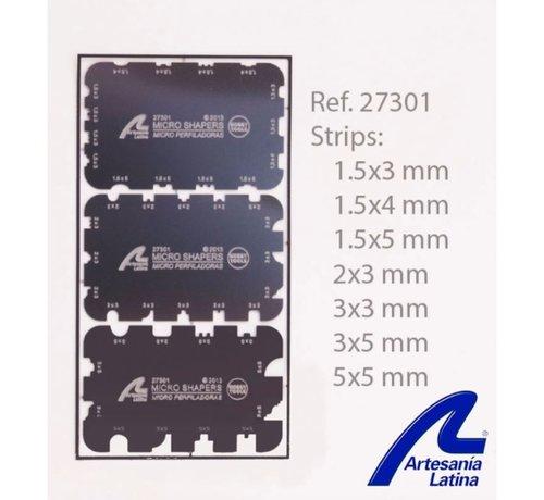 ARTESANÍA LATINA (LAT) 27301 Micro Shapers No.2