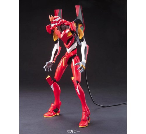 "BANDAI MODEL KITS 164577 #05 EVA-02 Production Type ""Rebuild of Evangelion"", Bandai HG Evangelion"