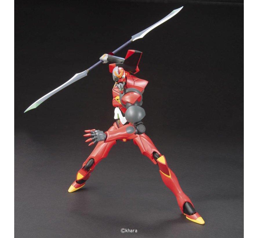 "184466 #07 EVA-02 Gamma Production Model (Custom) ""Rebuild of Evangelion"", Bandai HG Evangelion"