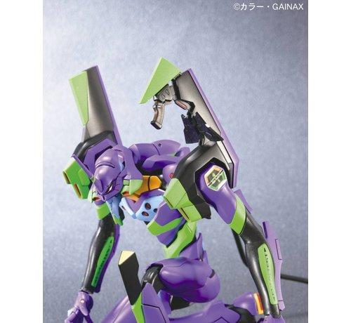 "BANDAI MODEL KITS 150533 #01 EVA-01 Test Type ""Rebuild of Evangelion"" Bandai HG Evangelion"