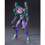 BANDAI MODEL KITS #04 EVA-01 Test Type (2nd Movie Ver)