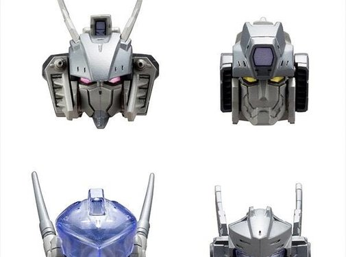 Kotobukiya - KBY M.S.G Mecha Supply12 Customize Head A