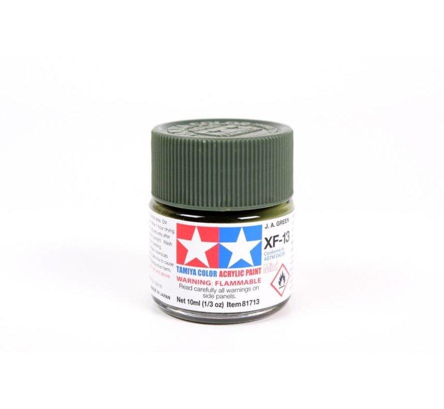 81713 Acrylic Mini XF13  J.A. Green