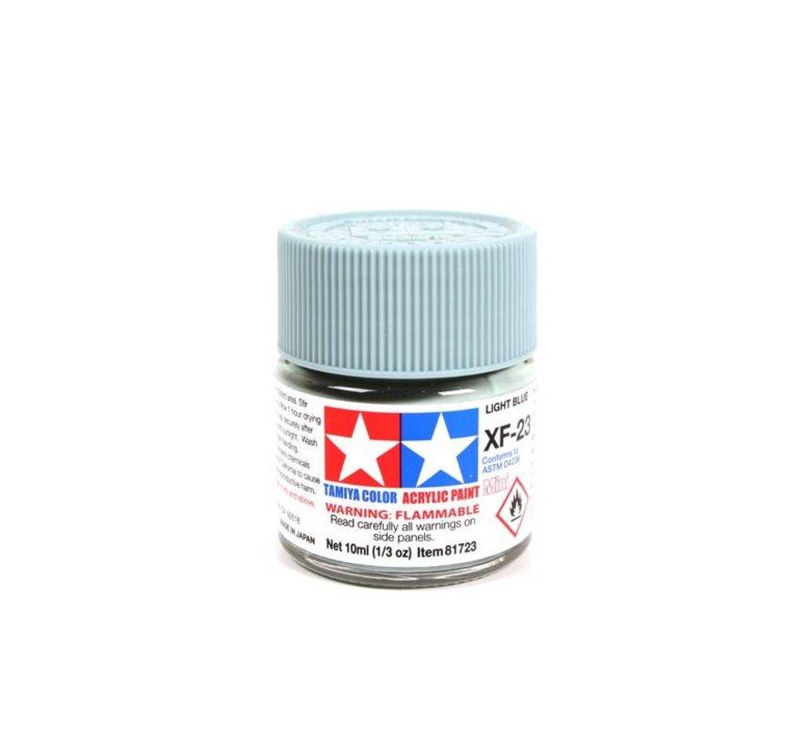 81723 Acrylic Mini XF23 Light Blue 1/3 oz