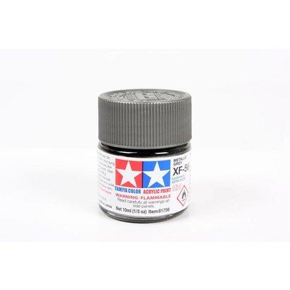TAM - Tamiya 865- 81756 Acrylic Mini XF56  Metallic Gray