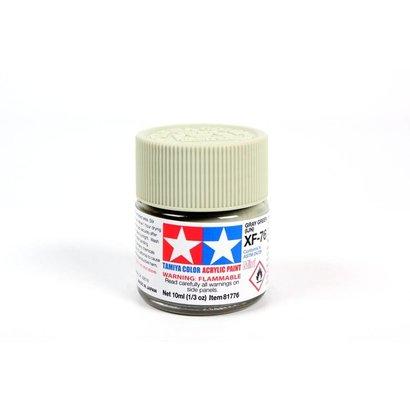 TAM - Tamiya 865- 81776 Acrylic Mini XF76 Gray/Green