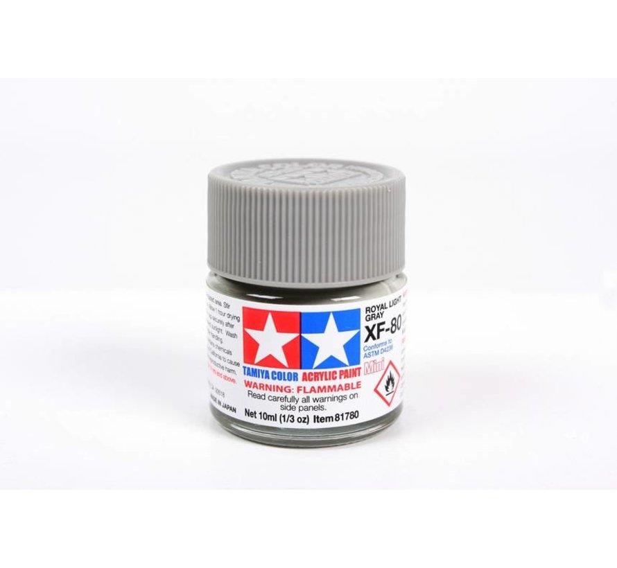 81780 Acrylic Mini XF80 Navy Gray