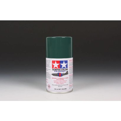 TAM - Tamiya 865- 86501 Aircraft Spray AS-1 Dark Green