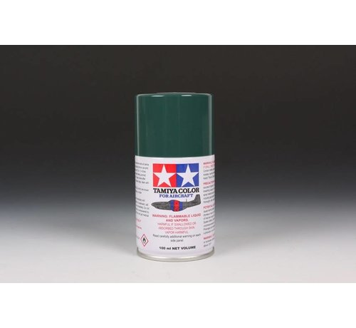 TAM - Tamiya 865- 86501 Aircraft Spray AS-1 Dark Green