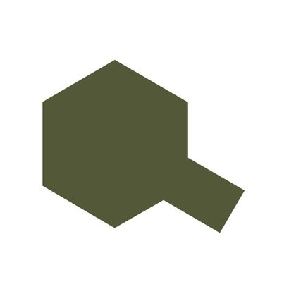 TAM - Tamiya 865- 86509 AS-9 Spray Dark Green (RAF) 3 oz