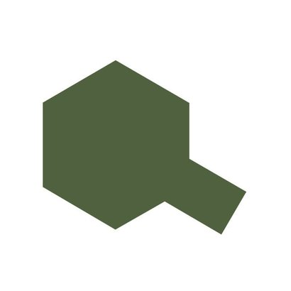 TAM - Tamiya 865- 86506 AS-6 Spray Olive Drab (USAAF) 3 oz