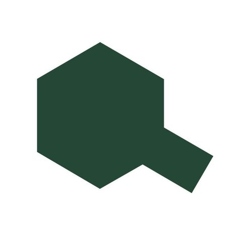 Tamiya (TAM) 865- 86521 AS-21 Spray Dark Green 2 (IJN) 3 oz