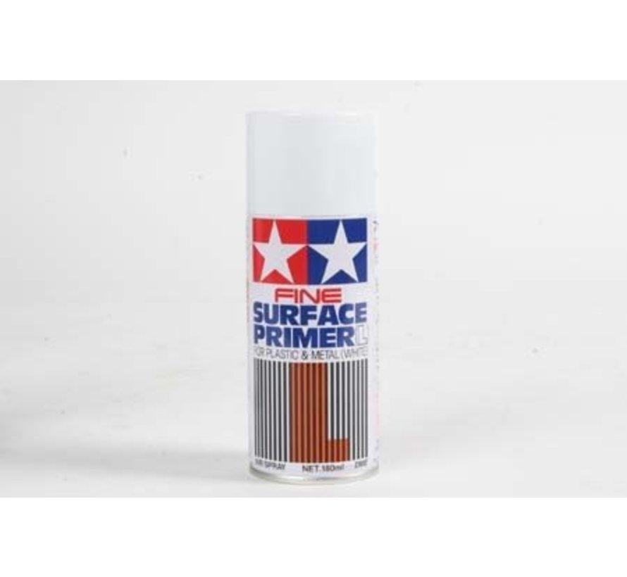 87064 Gray Fine Surface Primer L, 180ml Spray Can