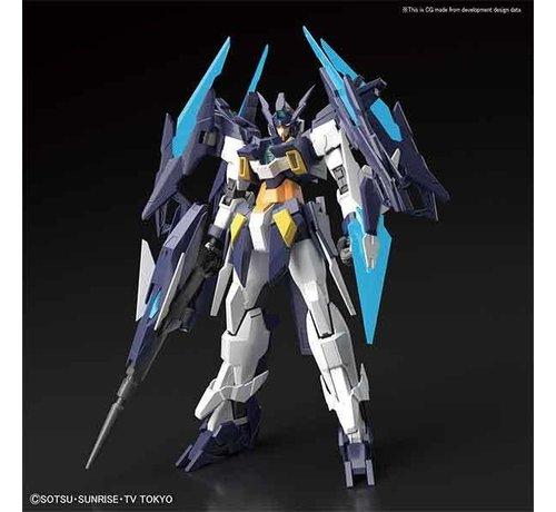 "BANDAI MODEL KITS 5057065 Gundam AGE II Magnum ""Gundam AGE"", Bandai MG"