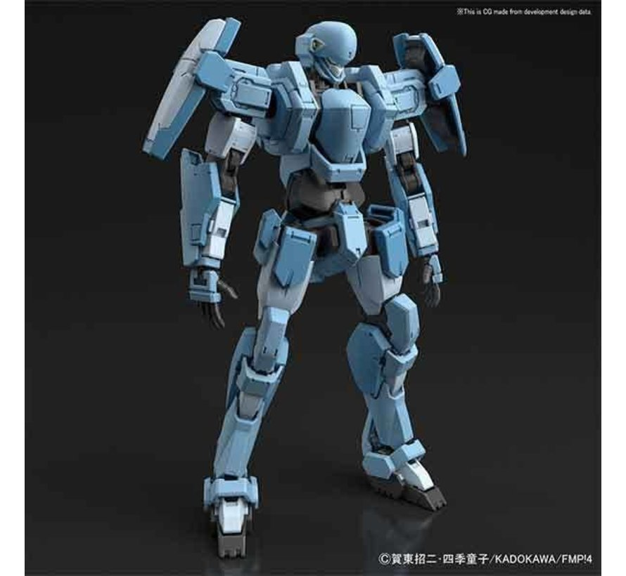 """5057066 Gernsback Ver. IV Agressor Squadron """"Full Metal Panic! Invisible Victory"""", Bandai 1/60"""