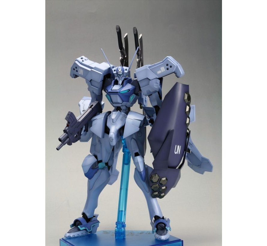 186 MUV-LUV ALTERNATIVE SHIRANUI STORM & STRIKE VANGUARD VER FINE SCALE MODEL KIT