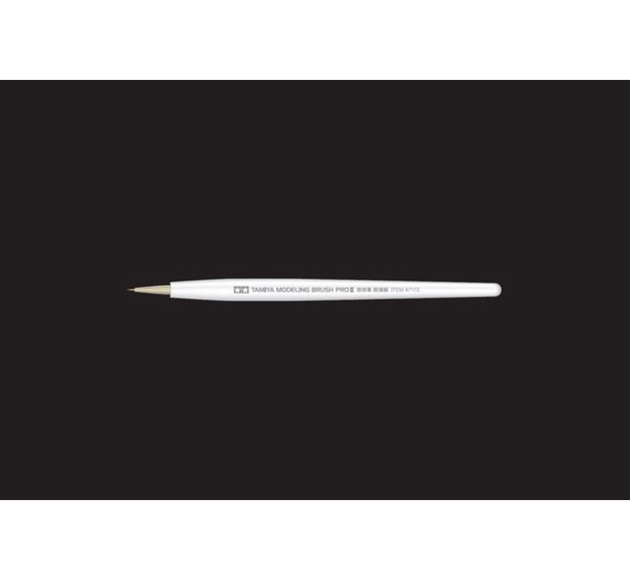 87172 Modeling Pointed Brush PRO II Ultra Fine