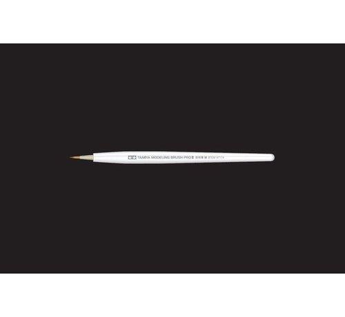 TAM - Tamiya 865- 87174 Modeling Pointed Brush PRO II Fine