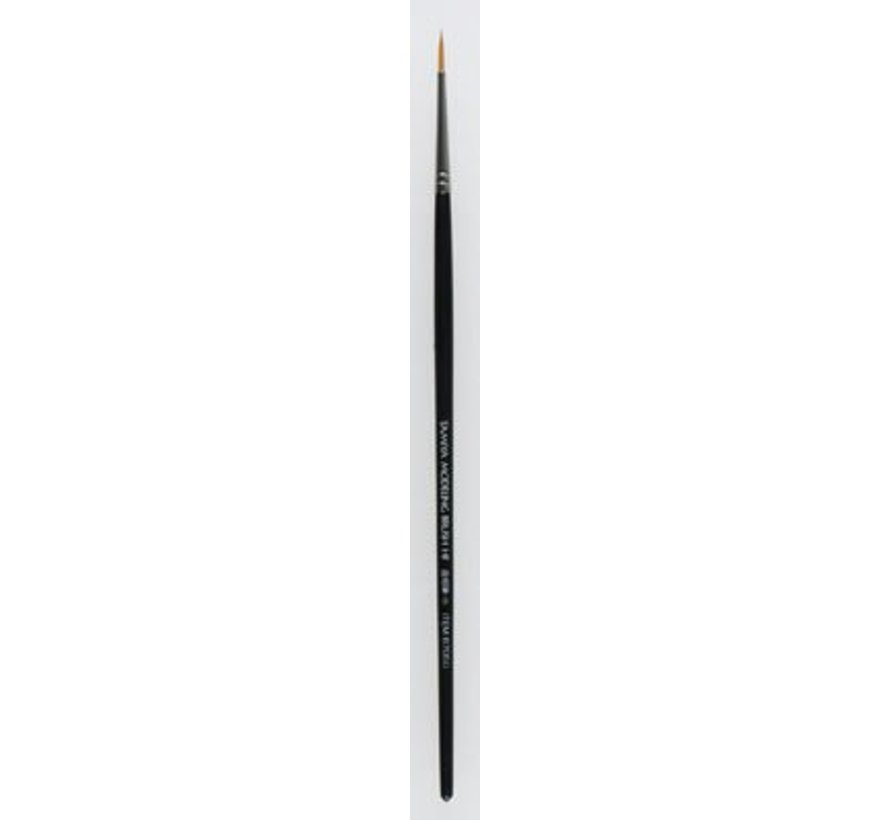 87050 High Finish Pointed Brush Small