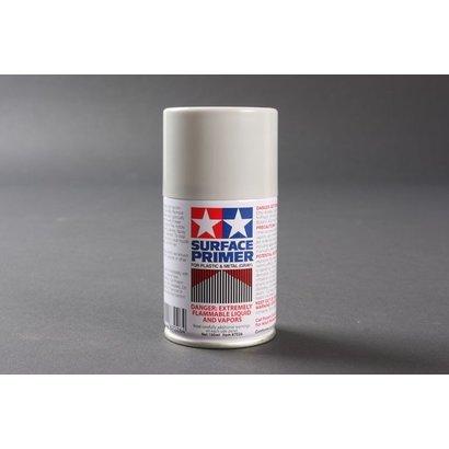 TAM - Tamiya 865- 87026 Spray Surface Primer/Plastic Metal