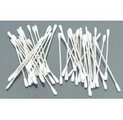 Tamiya (TAM) 865- 87141 Craft Cotton Swab Round and Flat (50)