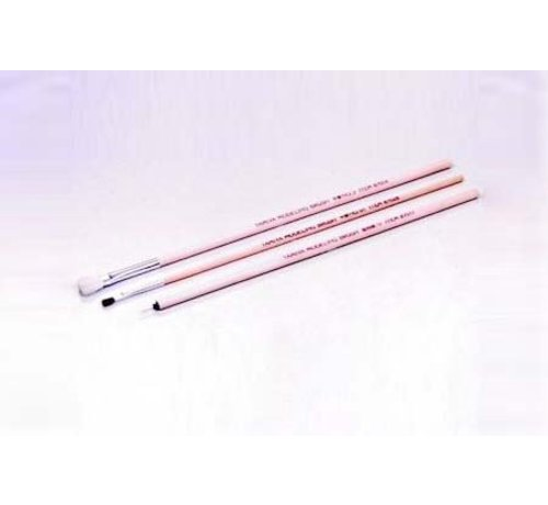 Tamiya (TAM) 865- 87066 Pastic Modeling Brush Basic Set (3)