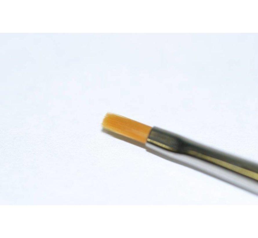 87045 High Finish Flat Brush No. 02