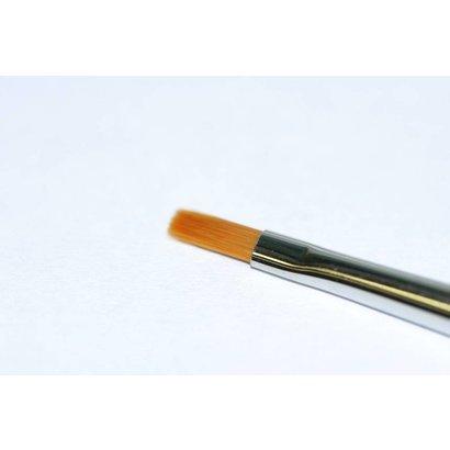 TAM - Tamiya 865- 87046 High Finish Flat Brush No. 0