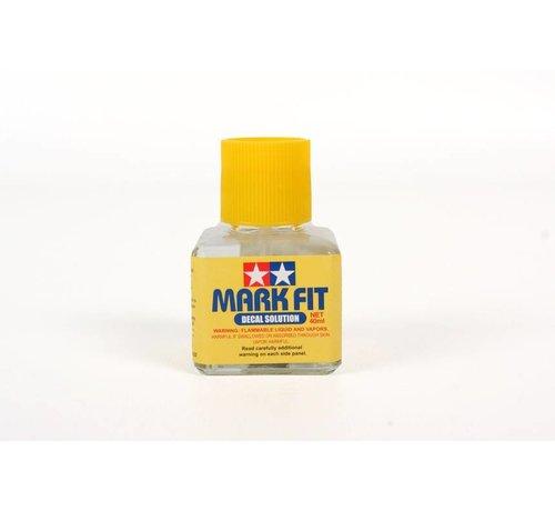 Tamiya (TAM) 865- 87102 Mark Fit, Solvent 40ml Bottle