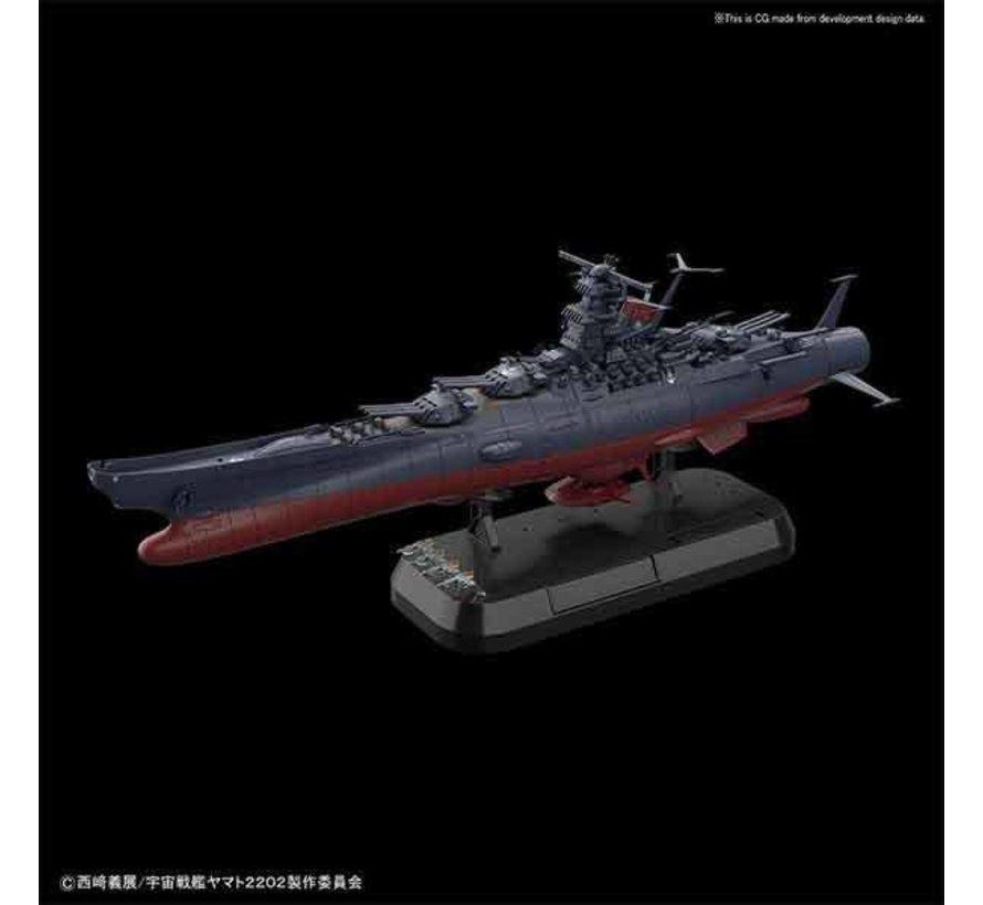 "5056763 Space Battle Ship Yamato Final Battle Ver. ""Yamato 2202"", Bandai Starblazers 1/1000"