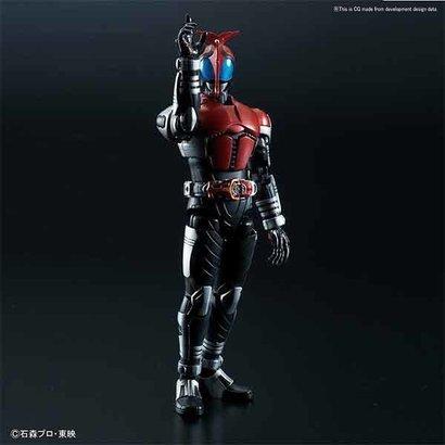 "BANDAI MODEL KITS 5057063 Kamen Rider Kabuto ""Kamen Rider"", Bandai Figure-rise Standard"