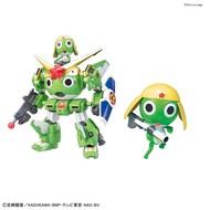 BAN - Bandai Gundam Keroro Gunso and Keroro Robo Gunso Anniv. Special Ver.