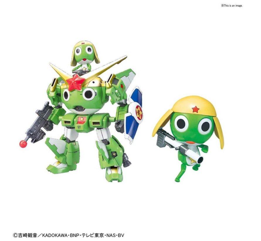 "5057072 20th Keroro Gunso and Keroro Robo Gunso Anniversary Special Ver. ""Keroro"", Bandai Keroro Plamo Collection"