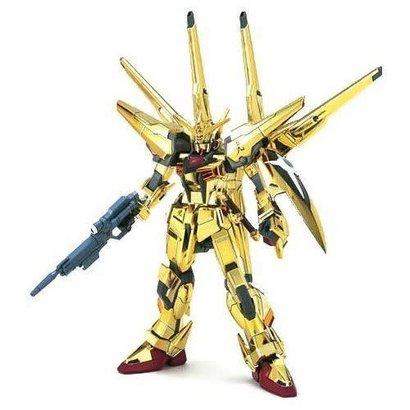 "BANDAI MODEL KITS 0141041 #38 Shiranui Akatsuki Gundam ""Gundam SEED Destiny"" Bandai HG SEED"