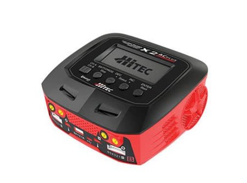 Hitec (HRC) 44270 X2 AC Plus Black Edition Multi-Function AC/DC