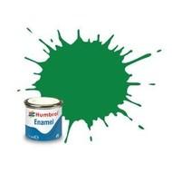HMB - HUMBROL AA0028 - Emerald Green - Enamel, 14ML, Gloss, Shade 002