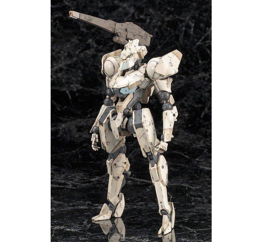 FA049 FRAME ARMS WHITE TIGER PLASTIC MODEL KIT / Byakko 1/100