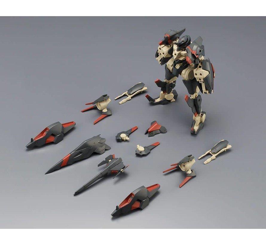 FA052 FRAME ARMS JX-25T LEI-DAO MODEL KIT 1/100