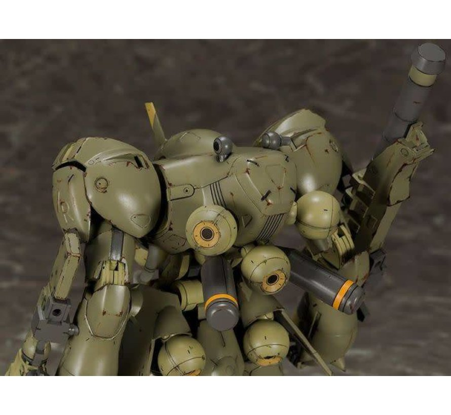 FA057 FRAME ARMS GENBU BLACK TORTOISE MODEL KIT 1/100