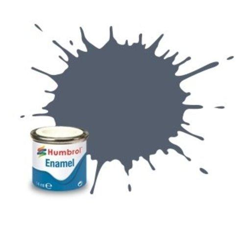 Humbrol - HMB AA0850 - Navy Blue - Enamel, 14ML, Matt, Shade 077