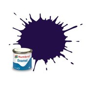 Humbrol - HMB AA0758 - Purple - Enamel, 14ML, Gloss, Shade 068