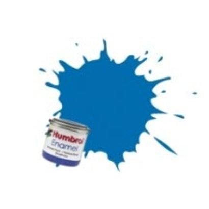 HMB - HUMBROL AA0566 - Baltic Blue - Enamel, 14ML, Metallic, Shade 052