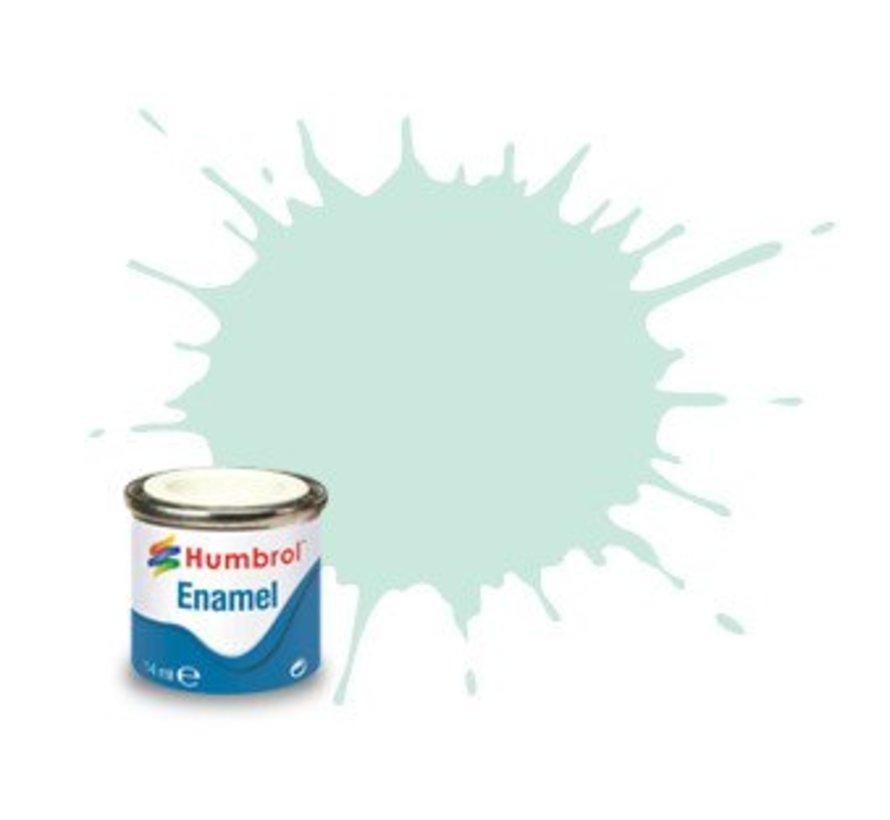 AA0254 - Duck Egg Blue - Enamel, 14ML, Matt, Shade 023