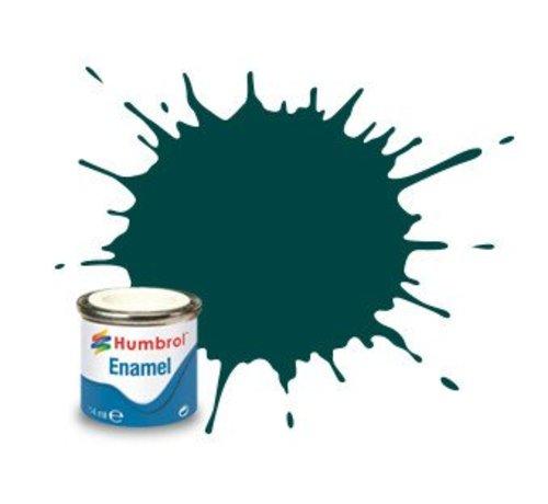 Humbrol - HMB AA0239 - British Racing Green - Enamel, 14ML, Gloss, Shade 239