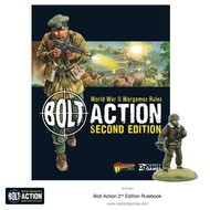 Warlord Games-WGL Bolt Action 2 Rulebook
