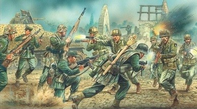 Bolt Action 1939-1945 28mm World War II Wargaming